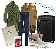 Thanksgiving Travel Outfits That Get You Home in Style
