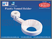 Plastic Funnel Holder Manufacturers India | DESCO India