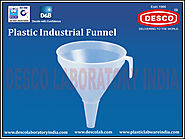 Plastic Industrial Funnel Suppliers India | DESCO India