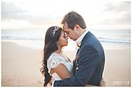 Real Hawaii Weddings: Ana & Robb's Maui Elopement - by Simple Maui Wedding