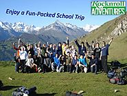 Feel the Excitement of an Outdoor School Trip