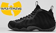 Nike Air Foamposite One Wu-Tang Sneaker - Latest Nike Shoes Released
