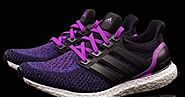 adidas Ultra Boost Black And Purple Review - Cheap adidas Ultra Boost Replica