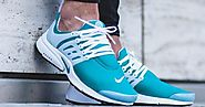 Nike Air Presto Rio Teal Shoe On Feet Review - Cheap Nike Presto Replica Shoes