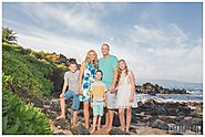Maui Family Portraits with the Barnes Family! by Karma Hill Photography
