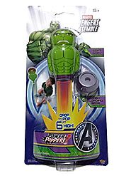 Marvel Avengers Power Poppers Rocketing Hulk Launcher
