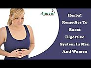 Herbal Remedies To Boost Digestive System In Men And Women