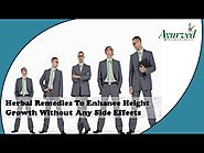 Herbal Remedies To Enhance Height Growth Without Any Side Effects