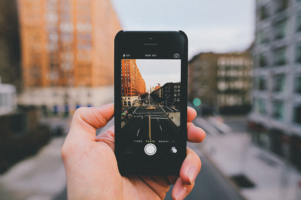 Headline for Top 5 Photography Apps for iPhone