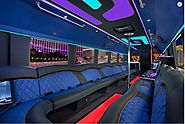 Must See Party Buses in Boston MA (with image, tweet) · price4limo
