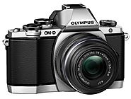 Olympus OM-D E-M10 16 MP Mirrorless Digital Camera with 14-42mm 2RK lens