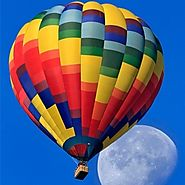 Napa Valley Hot Air Balloon Ride in San Francisco at Cloud 9 Living Gifts