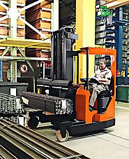 Forklift Trucks Spare Parts and Service India - Jubilant Marketing