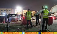 Five Persons Kills And Several People Injured In Firing On Mosque In Saudi Arabia City Riyadh