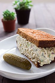 "Better ""Tunafish"" Sandwich"