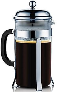 SterlingPro French Coffee Press --8 Cup/4 Mug