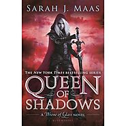YA Fantasy : Queen of Shadows (Throne of Glass, #4)