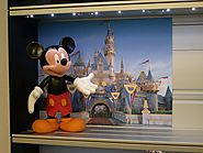 Disney Collectible Display Cases