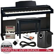 Roland Digital Pianos - Save w/ BUNDLES! | KraftMUSIC.com