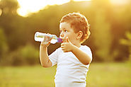 Encourage Kids to Drink Plenty of Water