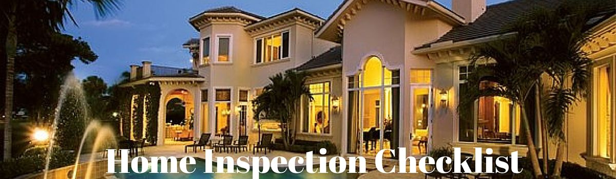 Headline for 2016 Best Home Inspection Checklist
