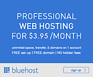 Bluehost: The Best Web Hosting