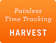 Harvest: Simple Online Time Tracking Software