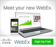 Cisco WebEx: Online Meetings and Video Conferencing