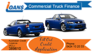 Online Truck Loans- Avail Finance for New or Used Commercial Semi Truck