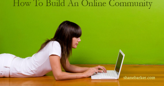 Headline for 7 Tips to Build Online Community