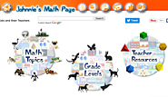 Johnnie's Math Page- The Best Math for Kids and Their Teachers