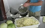 Vegetable Shredder, Commercial Vegetable Slicers & Cabbage Cutter