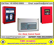 fire alarm control panels manufacturers suppliers in malerkotla punjab