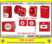 fire hooters & alarm points manufacturers suppliers in malerkotla punjab