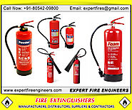 fire extinguishers manufacturers suppliers in malerkotla punjab