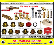 fire hose accessories manufacturers suppliers in malerkotla punjab