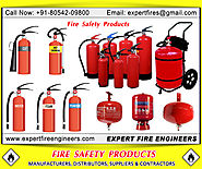 fire safety products manufacturers suppliers in malerkotla punjab