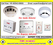 fire smoke detectors & indicators manufacturers suppliers in malerkotla punjab