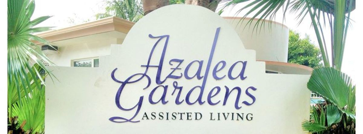 Headline for Elder Care Hollywood FL - Azalea Gardens Assisted Living Resort
