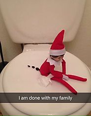 Elf On The Shelf: The New Christmas Tradition That's Gone Viral - Merry Christmas Wishes, Images, Messages, Photos, Q...