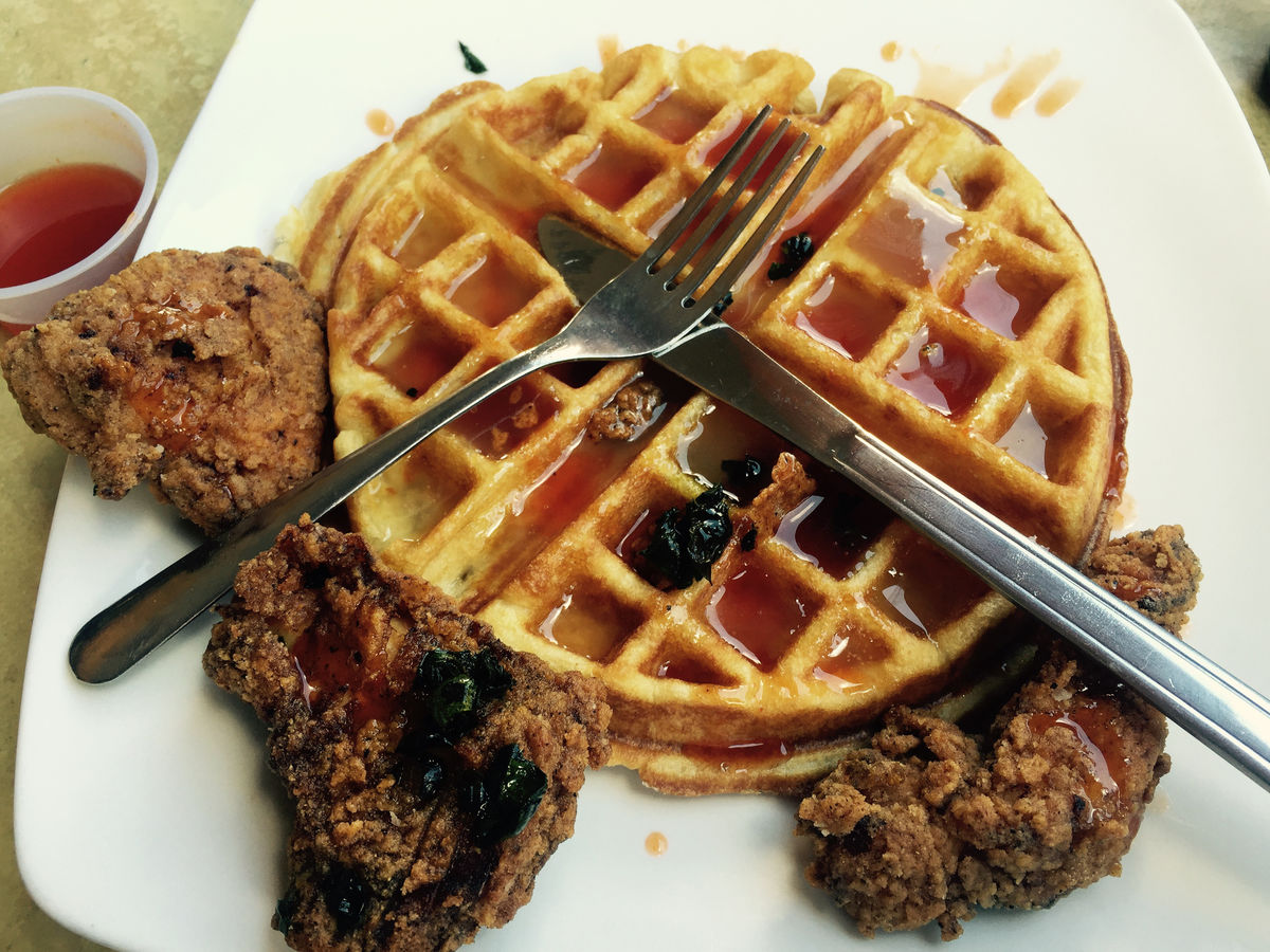 Headline for X Best Chicken & Waffles - Phoenix