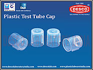 Plastic Test Tube Caps Manufacturers | DESCO India