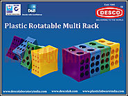 Plastic Rotatable Multi Rack Manufacturers | DESCO India