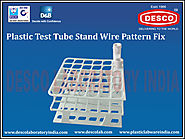 Test Tube Stand Wire Pattern | DESCO India