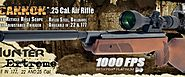 What Is The Best Refurbished Large Bore High Powered Air Rifles For Hunting