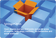 Open Access Collections | SpringerOpen books