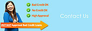Bad credit loans in california
