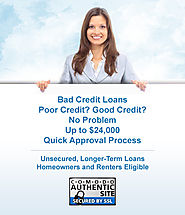 Know more Bad credit loans