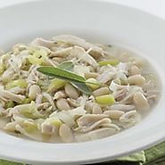 Chicken & White Bean Soup