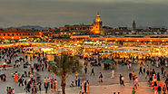Top 4 Destinations and Flights to Visit Marrakech